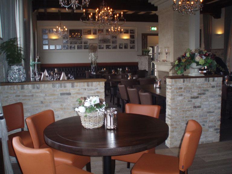 Meer foto's van ons restaurant dat in december 2008 is verbouwd.